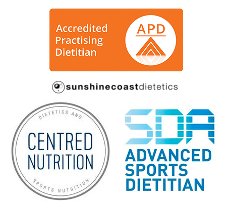 Accredited Sports Dietitian Brisbane QLD Australia