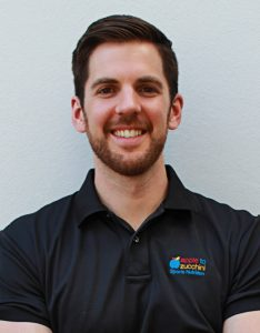 Andrew Hall Sports Dietitian