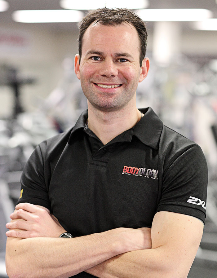 Andy Garlick Lead Exercise Scientist - The Sweat Lab