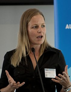 Dr Kate Pumpa Wallabies Performance Dietitian